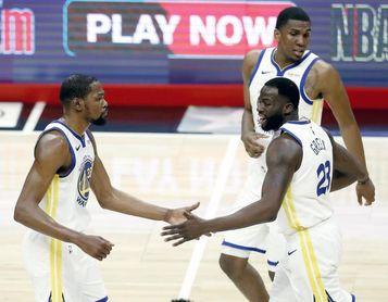 105-113. Durant vuelve a ser verdugo de Clippers y Warriors toman ventaja 3-1