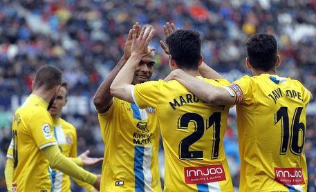 Las cinco balas del Espanyol para materializar el sueño europeo