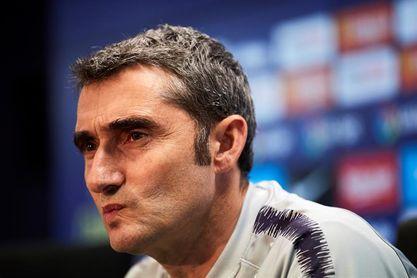 """Valverde: """"Es una gran victoria convertir un título en algo previsible"""""""