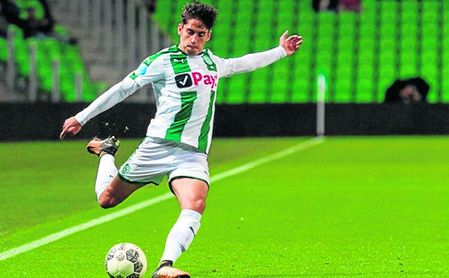 Reis suma 27 partidos en la Eredivisie y es internacional holandés en categoría inferiores