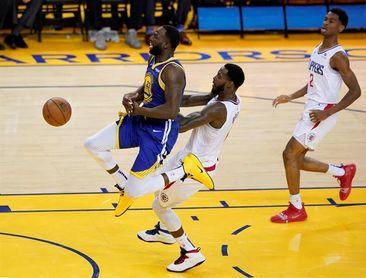 121-129. Williams y Clippers ganan a Warriors y fuerzan el sexto partido