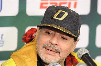"""Maradona: """"El Tata Martino puede hacer una gran selección"""""""
