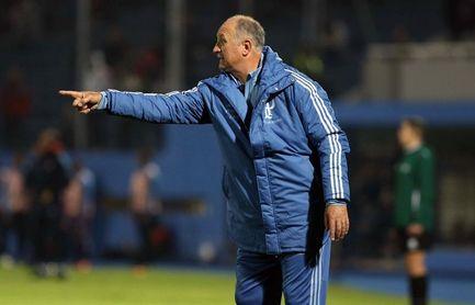 Sampaoli versus Scolari: alto voltaje en los banquillos de la Liga brasileña