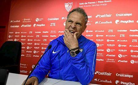 Caparrós no aclara si va a contar este viernes con Gonalons y André Silva.
