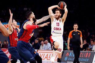 El CSKA confía en que Sergio Rodríguez se recupere a tiempo