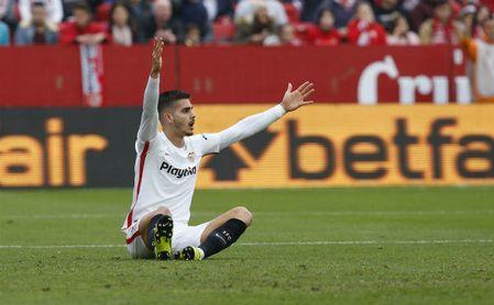 """André Silva: """"No estoy simulando una lesión"""""""