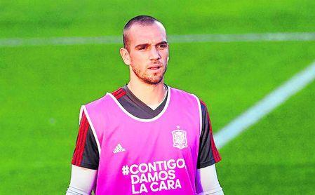 Su reciente internacionalidad ha revalorizado a Pau López (24).