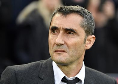 Bartomeu reitera su apoyo a Valverde