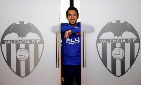 Parejo asegura que el partido de Valladolid es una final como la de Copa