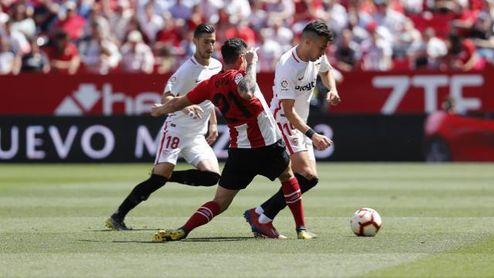 Sevilla 2-0 Athletic: Ni biscotto, ni Champions