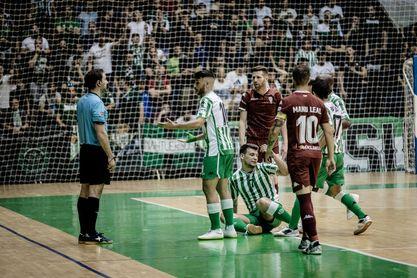El Betis Futsal, eliminado en los penaltis