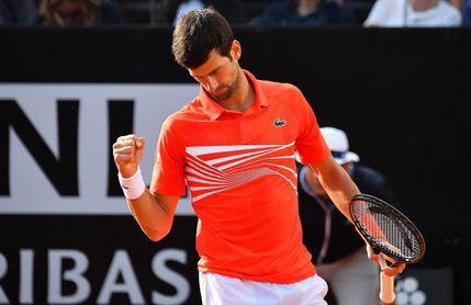 """Djokovic: """"Nadal es el favorito número 1 en Roland Garros"""""""