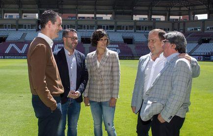 Las Gaunas abrirá sus puertas para despedir a España en su camino al Mundial