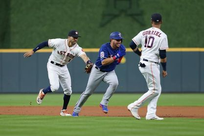 Los venezolanos Cabrera, Torres y Acuña Jr. pegan un par de jonrones cada uno