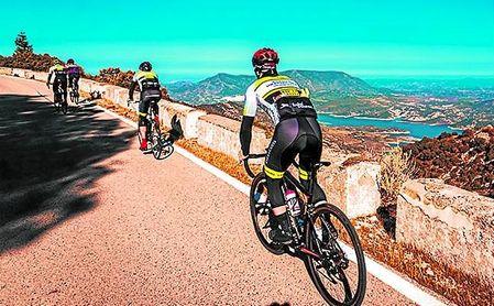 La marcha ciclodeportiva Grazalema Bike Challenge alcanza los 500 inscritos