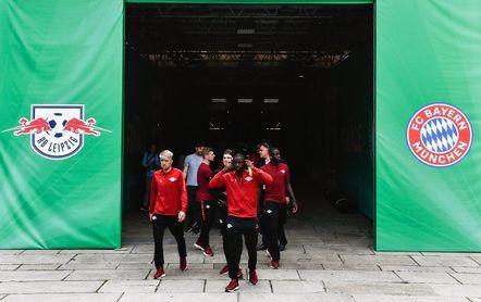 El Bayern busca el doblete y el Leipzig su primer título