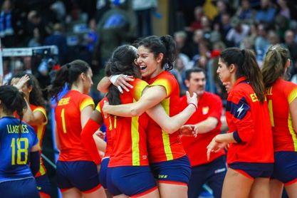 España debuta con victoria en Finlandia
