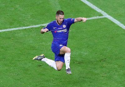 4-1. Hazard corona al Chelsea y rompe la racha de Emery