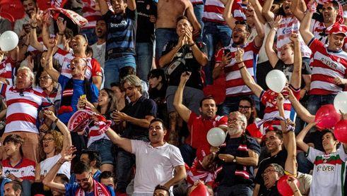 Hermana mayoria Parásito  1-1: El Granada celebra el ascenso a Primera y el Mallorca, la promoción -  Estadio deportivo