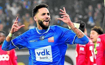 El franco-tunecino ha hecho 7 tantos en 19 partidos de liga regular.