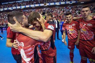 3-3. ElPozo tiene la Liga a tiro al vencer al Barça por penaltis