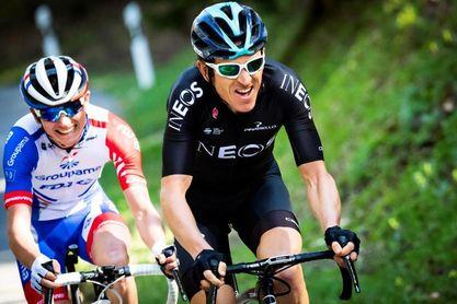 Geraint Thomas, ganador del Tour 2018, abandona la vuelta a Suiza por una caída