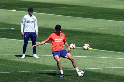 Rodrigo se marcha del Atlético