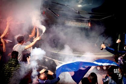 El Sporting Cambre se siente discriminado al no poder jugar en Riazor