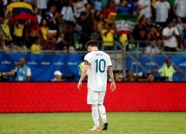 Messi y la larga espera de once meses y 22 días