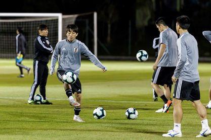 Japón dará por bueno un empate contra Uruguay, anuncia su seleccionador