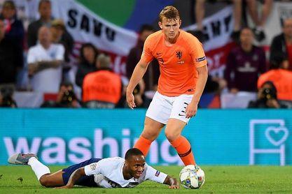 Matthijs de Ligt cerca de jugar en Italia — Empieza el desenlace