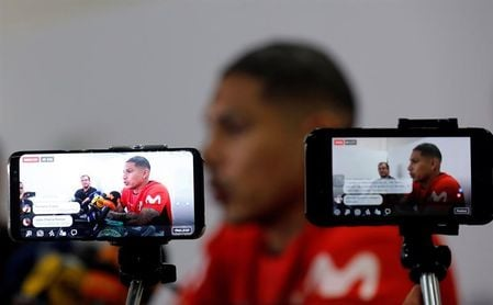"""Guerrero: """"No siento decepción porque el fútbol te da revancha"""""""