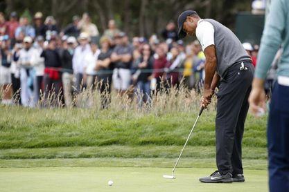 El golfista Tiger Woods queda fuera de una demanda por homicidio culposo