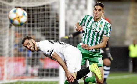 La Roma insiste por el 'pack' Pau López-Bartra.