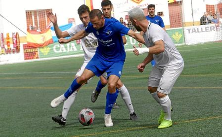 El Écija se queda en Tercera división