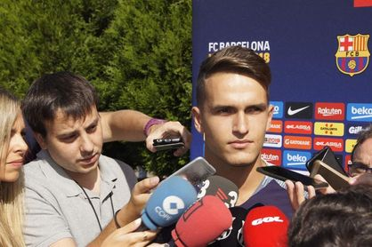 El Barcelona y Celta anuncian acuerdo para el traspaso de Denis Suárez
