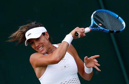 Muguruza protagoniza otro batacazo en Wimbledon