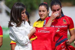 Marina Bravo: ´España va a estar en los Juegos porque se lo merece´