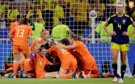 Merel Van Dongen se acuerda del Betis tras su pase a la final del Mundial