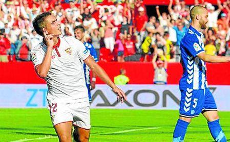 El Sevilla ya maneja una propuesta por Ben Yedder