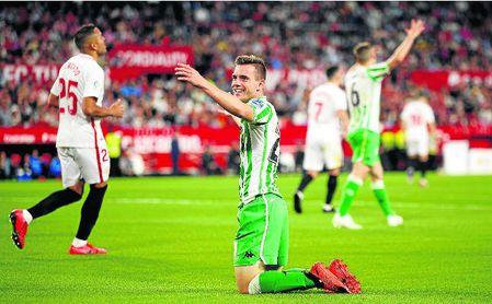 Giovani Lo Celso podría cambiar de aires este verano con destino a la Premier.