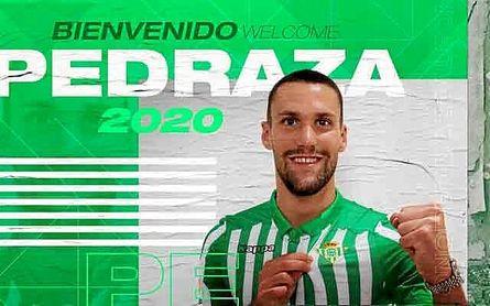 OFICIAL: Pedraza, nuevo jugador del Real Betis