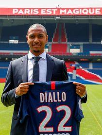 El PSG ficha a Abdou Diallo hasta junio de 2024