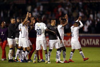 El campeón, Liga de Quito, y América arrancan jornada atípica en Ecuador