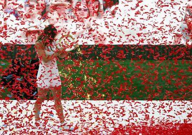 Wimbledon Championships winner Simona Halep reception in Bucharest