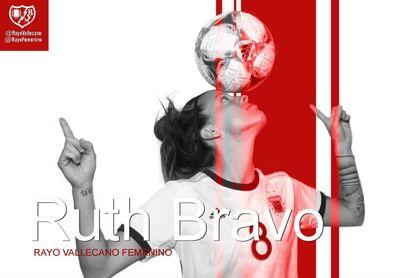 La internacional argentina Ruth Bravo, nuevo fichaje del Rayo femenino