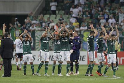 El Palmeiras pierde su invicto y cede en el liderato de la liga brasileña