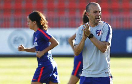 El Atlético de Madrid Femenino inicia este lunes la pretemporada