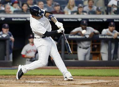 Ganan los líderes Yanquis y Mellizos; Astros ven rota racha de triunfos