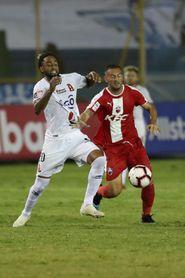 5-1. El Alianza golea al San Francisco y toma ventaja en la Liga Concacaf